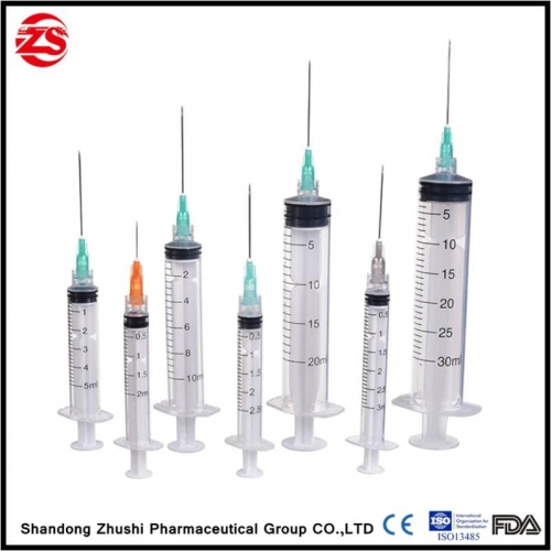 10ml Disposable Syringe for Intravenous Injection