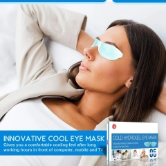 Cold Eye Mask Relaxing Beauty for Healthcare Product